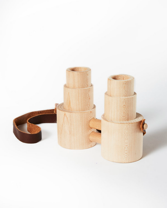 Wooden Binoculars Toy