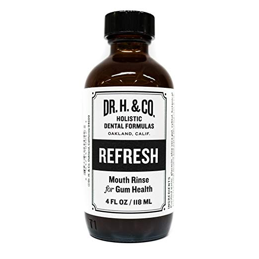 Dr. H & Co Dentist Formulated Refresh Mouthwash