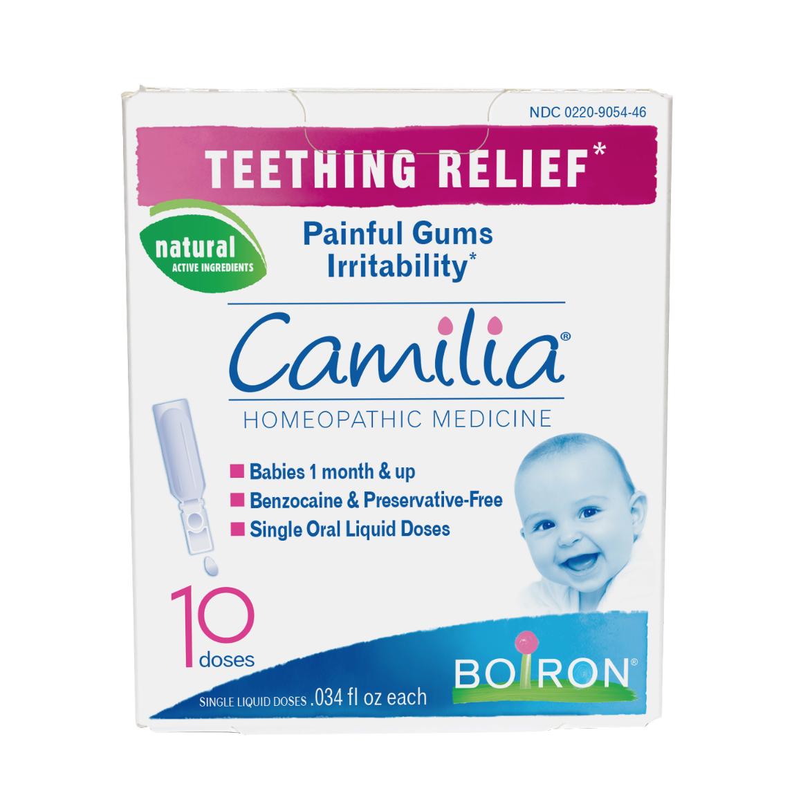 Camilia Homeopathic Teething Drops