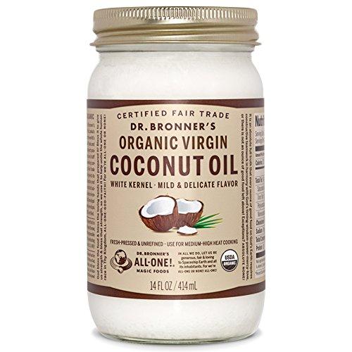 Organic Virgin Unrefined Coconut Oil