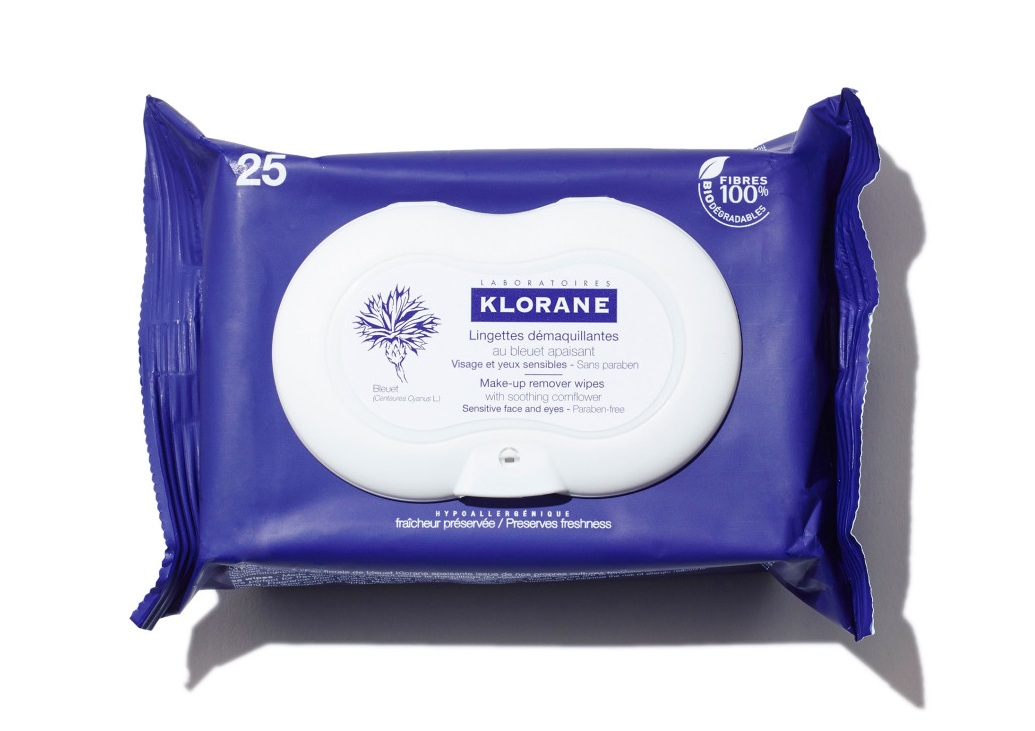 Cornflower Biodegradable Makeup Remover Wipes