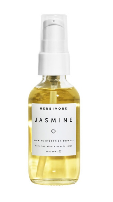 All Natural Jasmine Body Oil