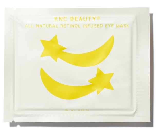 Natural Retinol & Gold Infused Eye Mask - 5 Pack