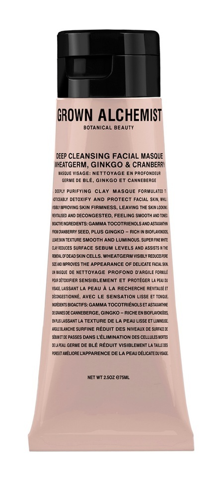 Deep Cleansing Facial Masque