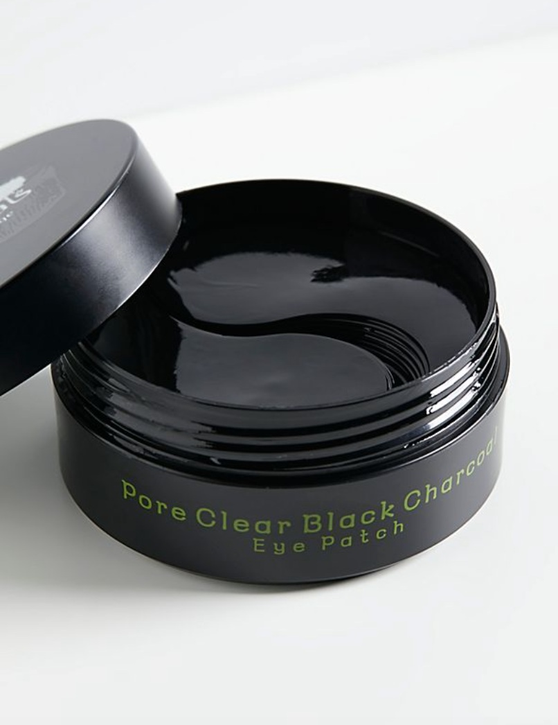 Pore Clear Black Charcoal Eye Patch