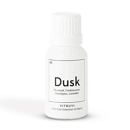 100% Pure Ho Wood, Frankincense, Eucalyptus & Lavender Oil
