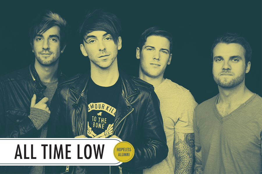 ALUMNI - All Time Low