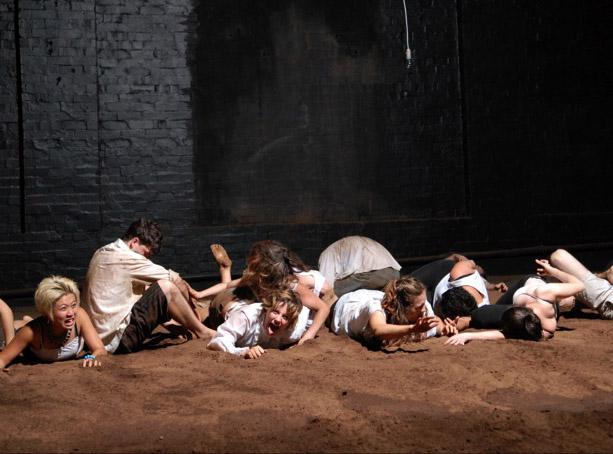 Lotophagi the Lotus Eaters, 2007