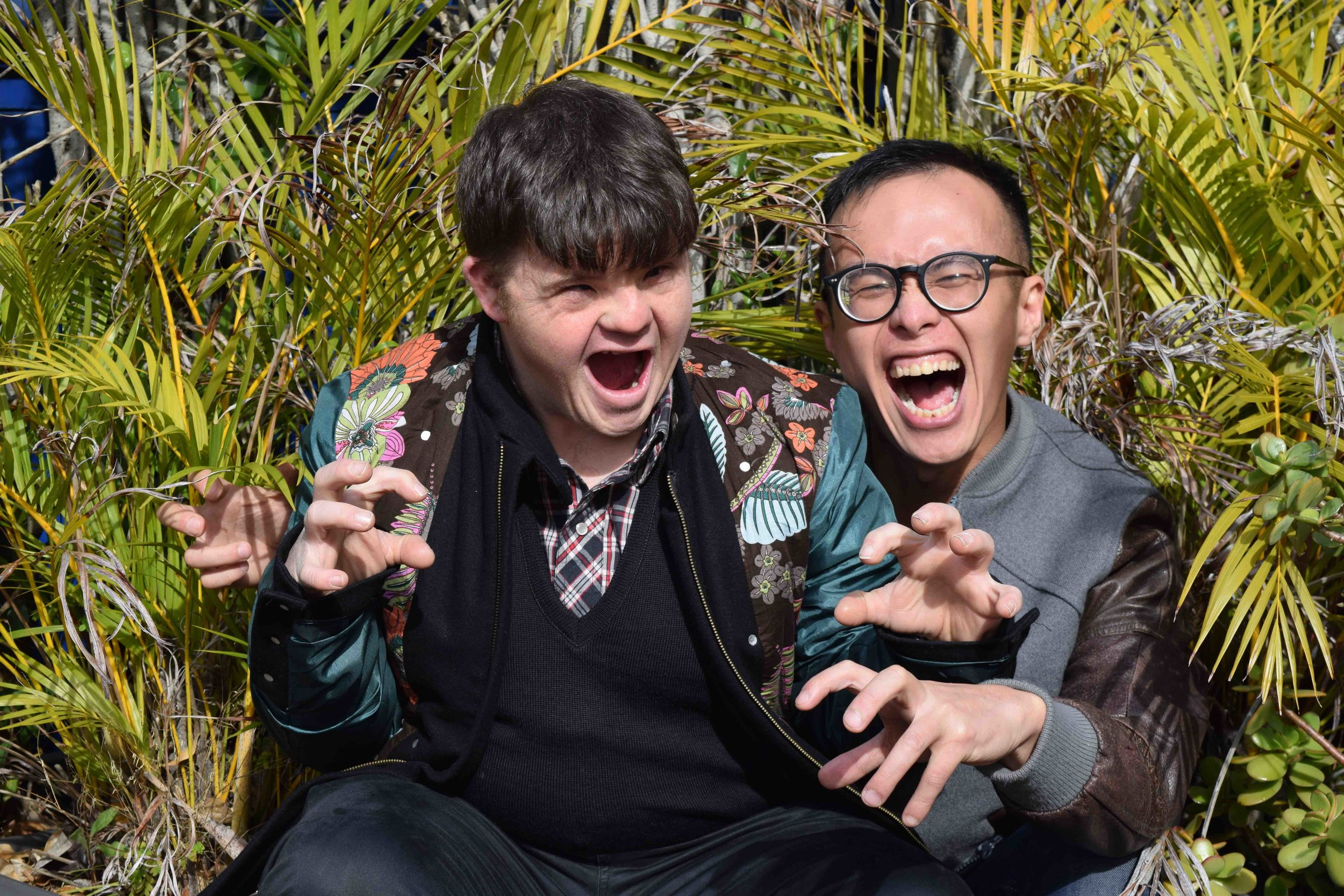 The Wild Things - James Nguyen & Digby Webster Photo Credit: Sandra Winkworth