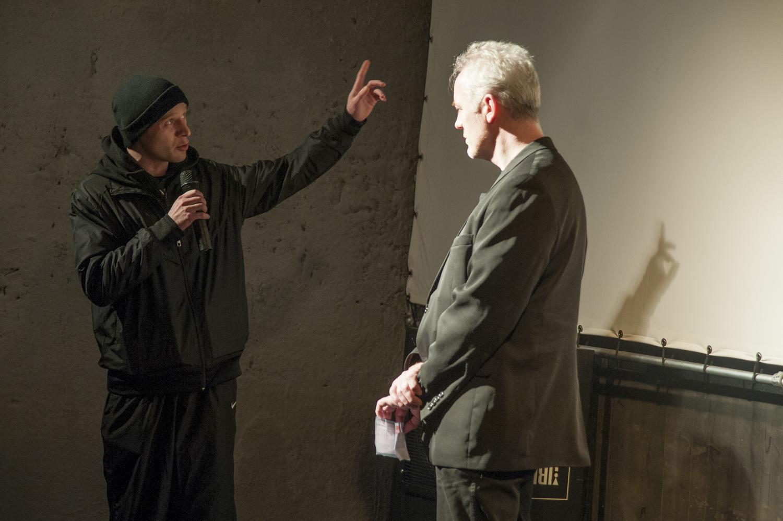 James Costello, Bernard Clarke