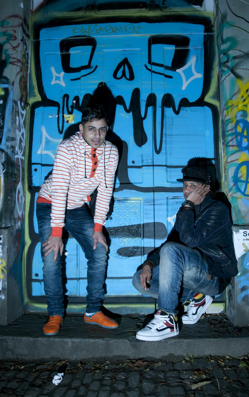 DJ Ramy, MC Alaa 50 Cent