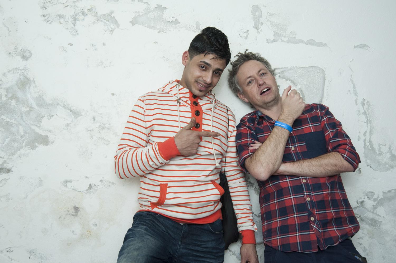 DJ Ramy, Thomas Burkhalter