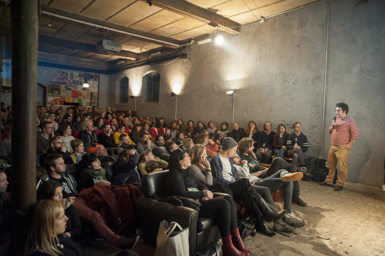 Kino in der Reitschule Bern, Michael Spahr