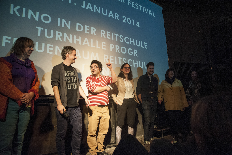 Festival Crew 2014