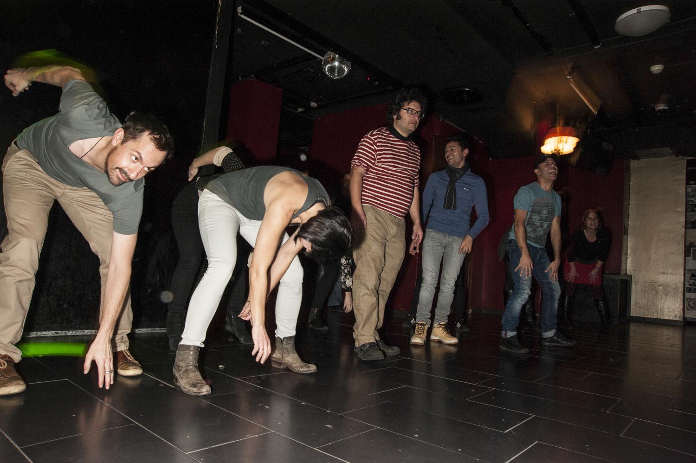 Sissy Bounce Dance Workshop