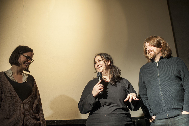 Theresa Beyer, Audrey Ewell, Aaron Aites