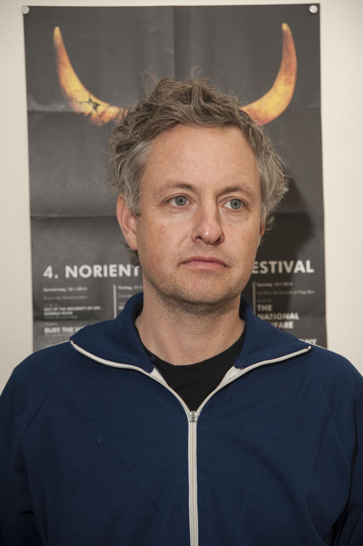 Festival Director Thomas Burkhalter