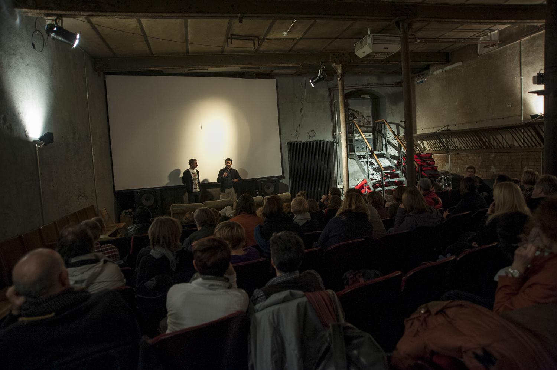 Kino in der Reitschule
