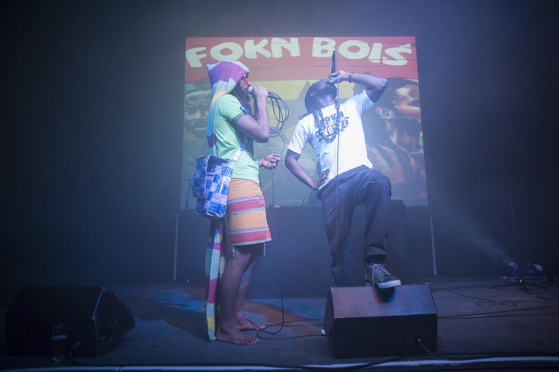 The FOKN Bois