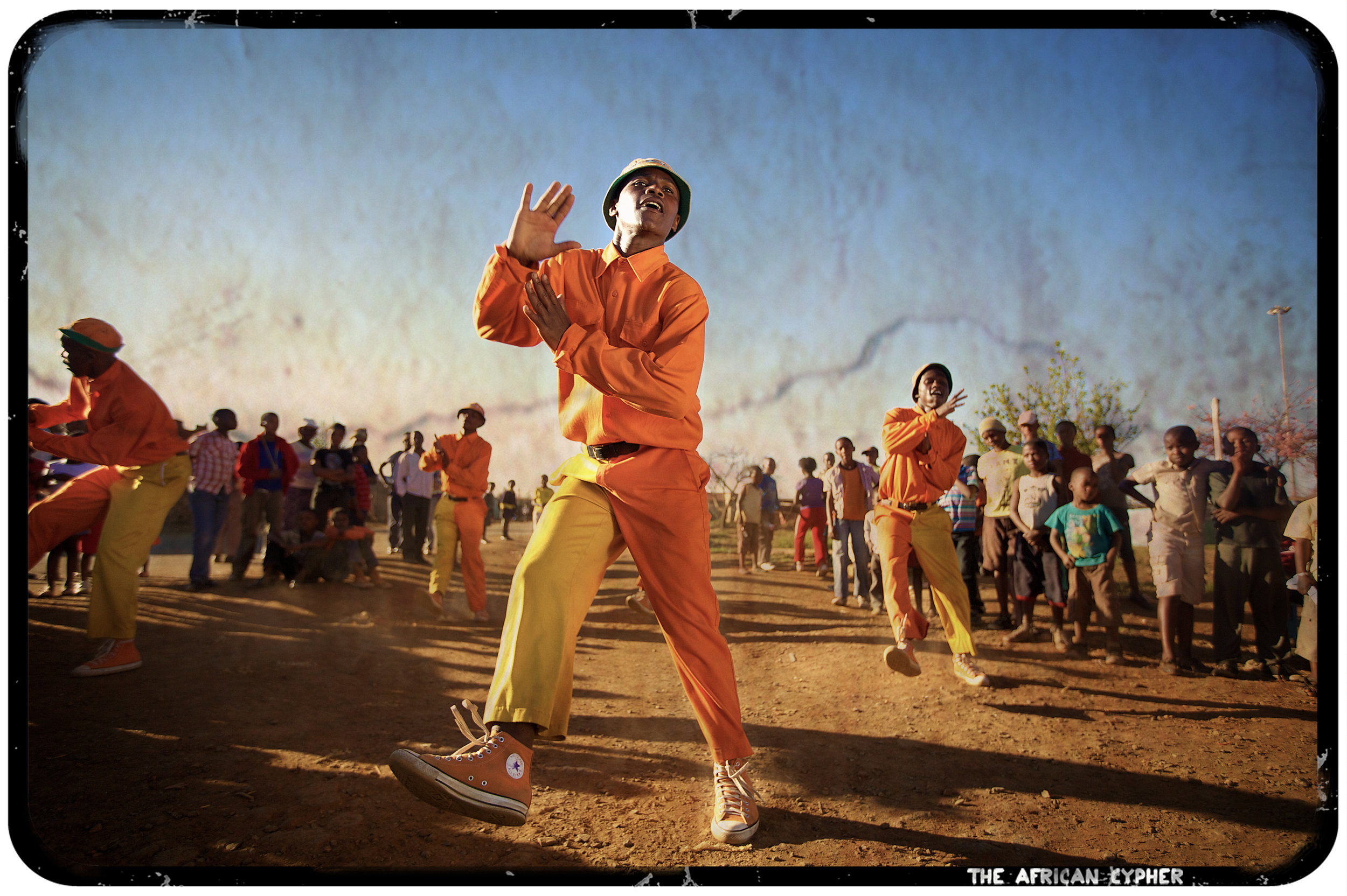 still:  The African Cypher  (Bryan Little, South Africa 2012)