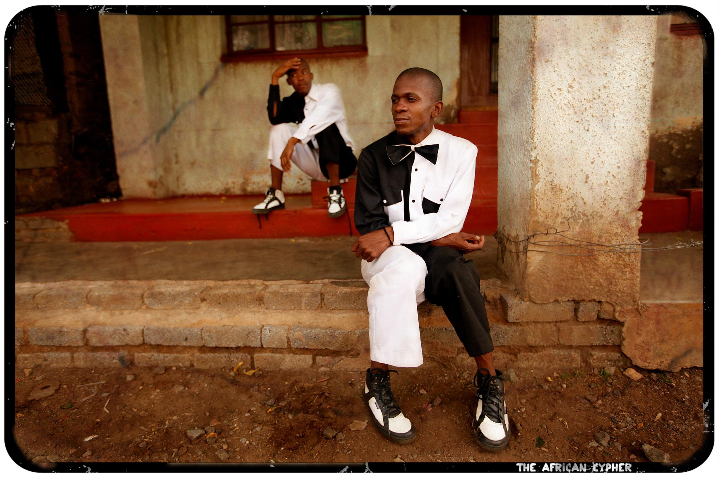 stillS:  The African Cypher  (Bryan Little, South Africa 2012)