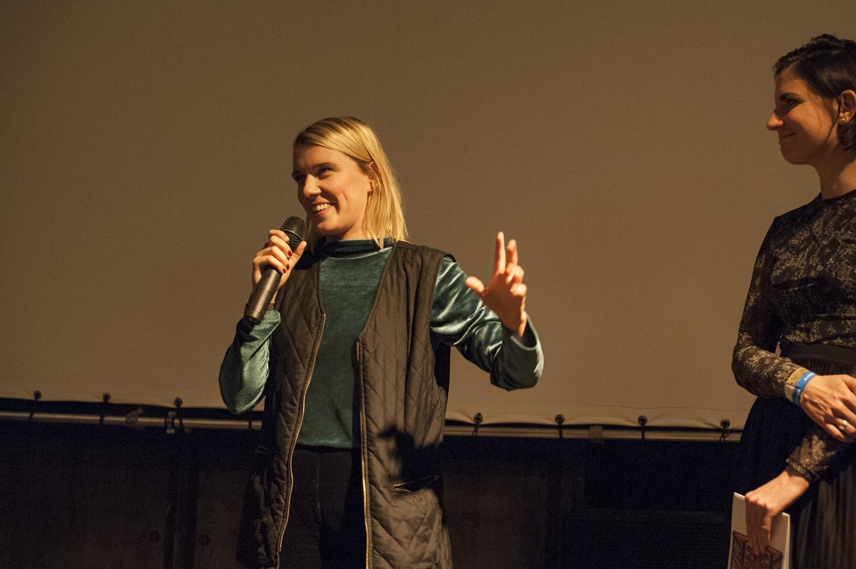 Olivia Kastebring, Theresa Beyer