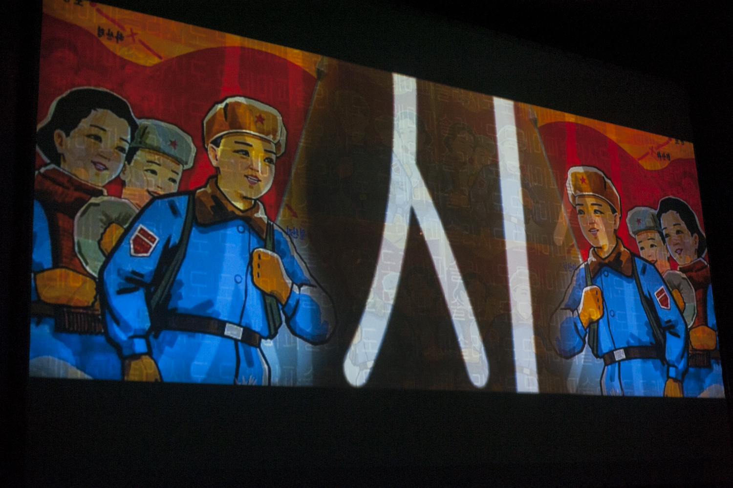 Liberation Day – Laibach in North Korea (Film)