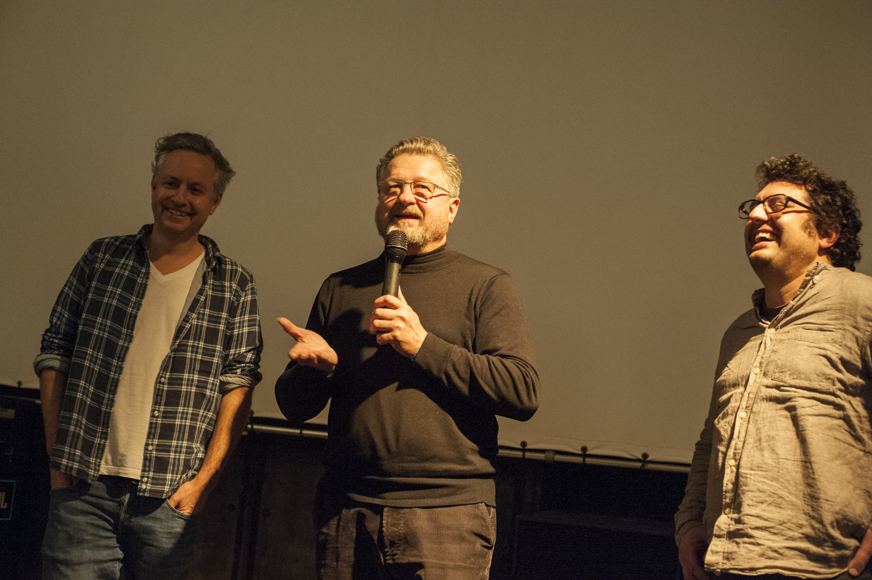 Thomas Burkhalter, Ivan Novak (Laibach), Michael Spahr