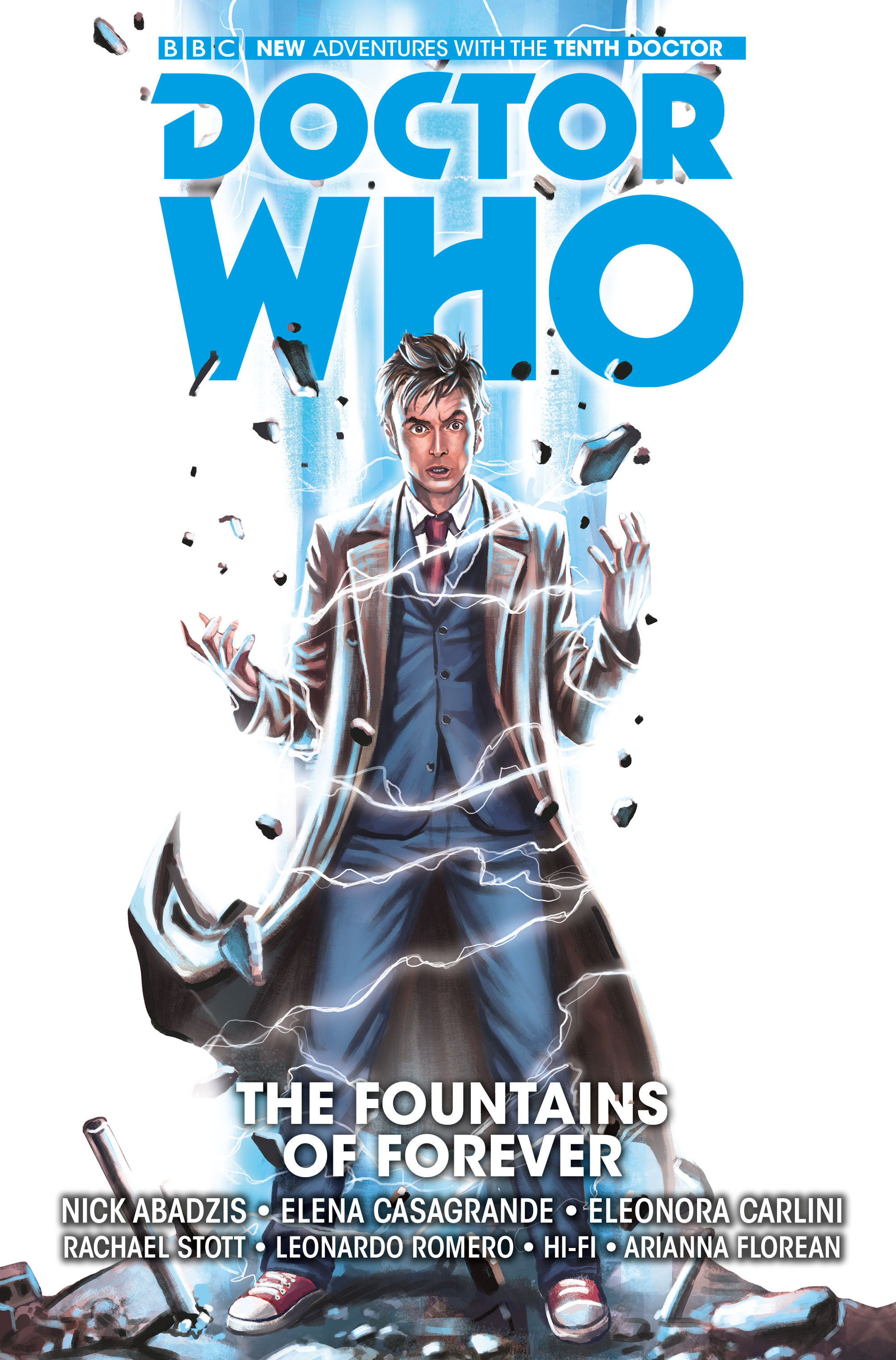 Doctor Who Volume 3 -  The Fountains of Forever