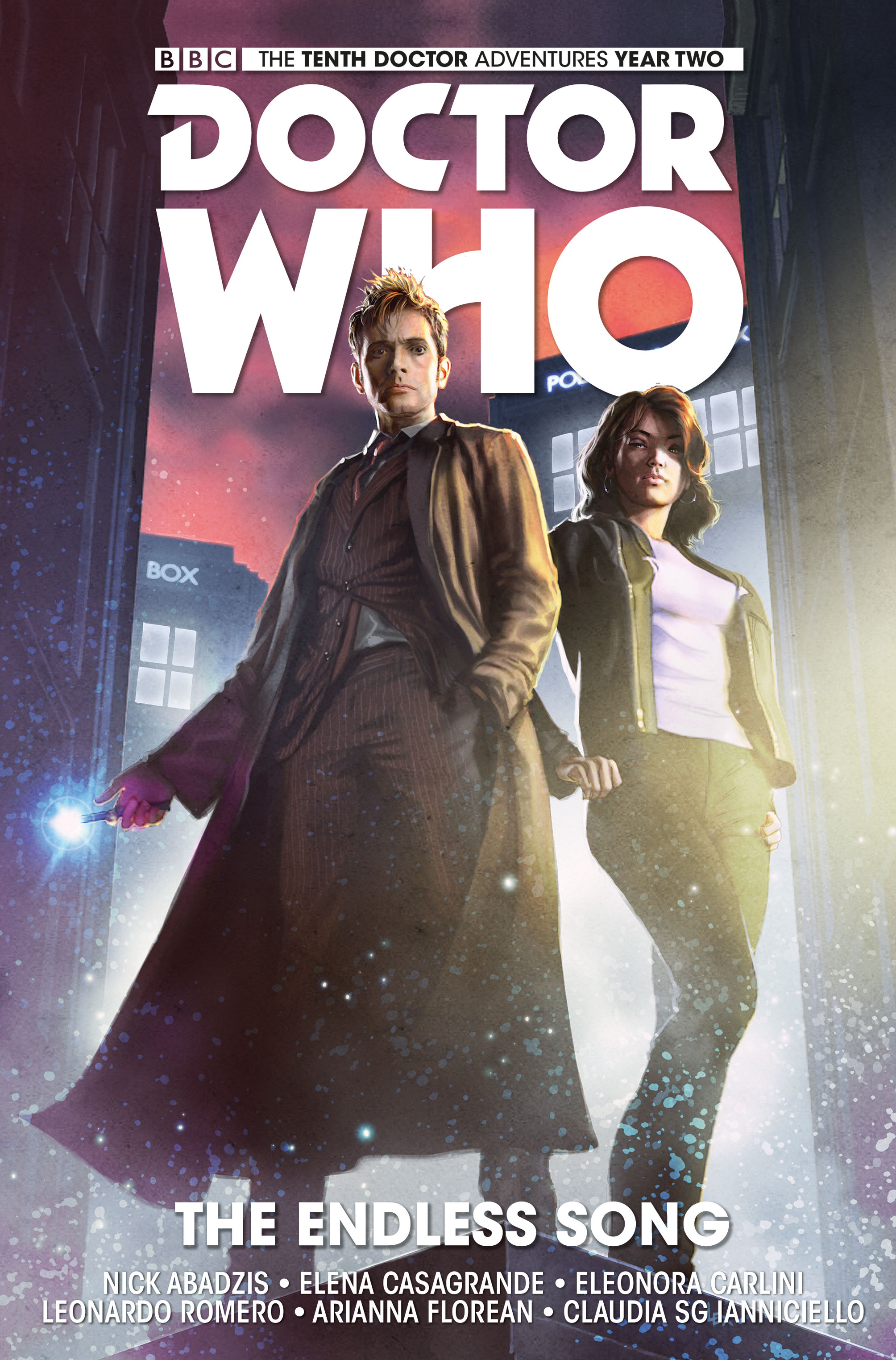 Doctor Who Volume 4 -  The Endless Song