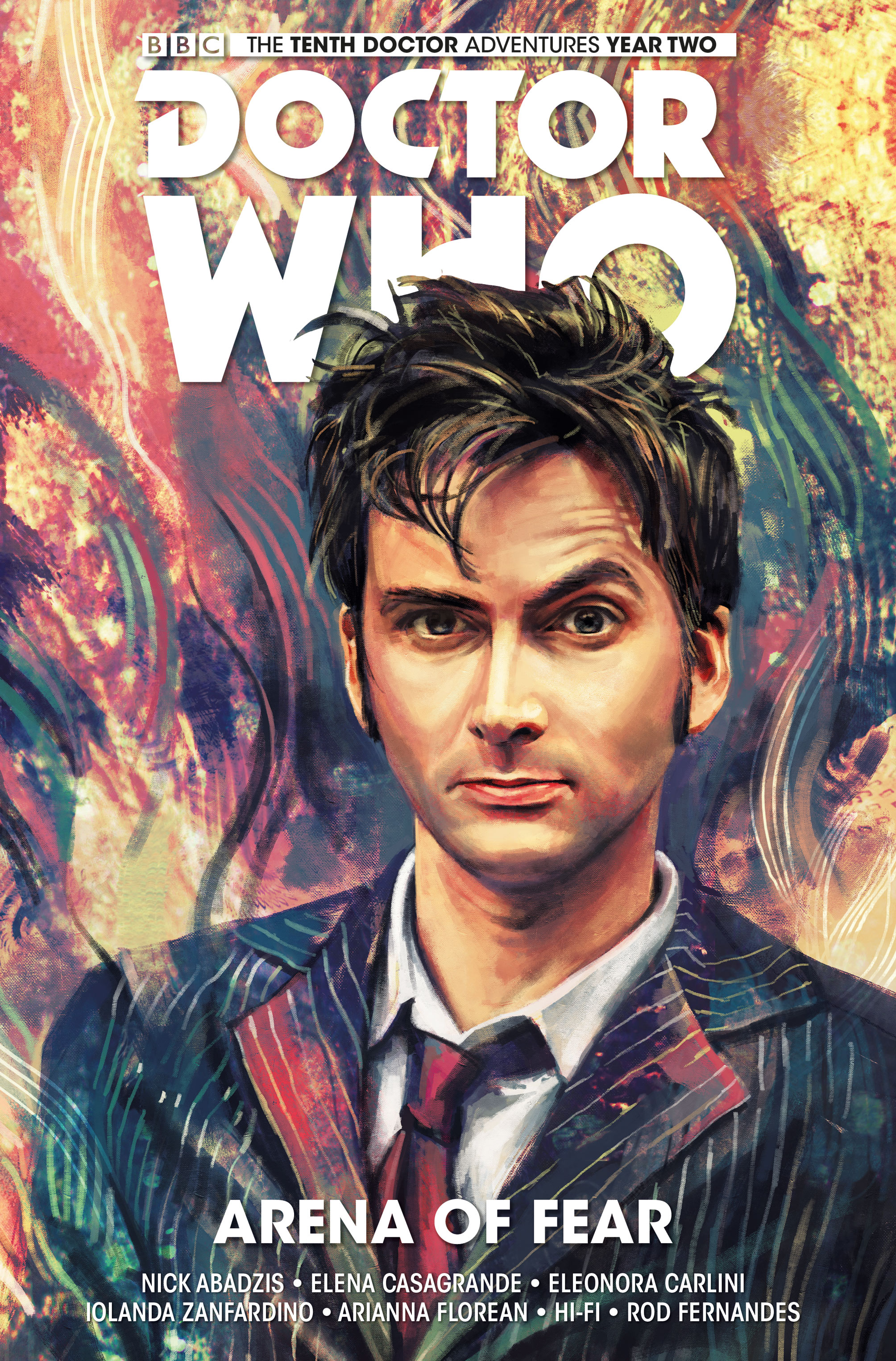 Doctor Who Volume 5 -  Arena of Fear