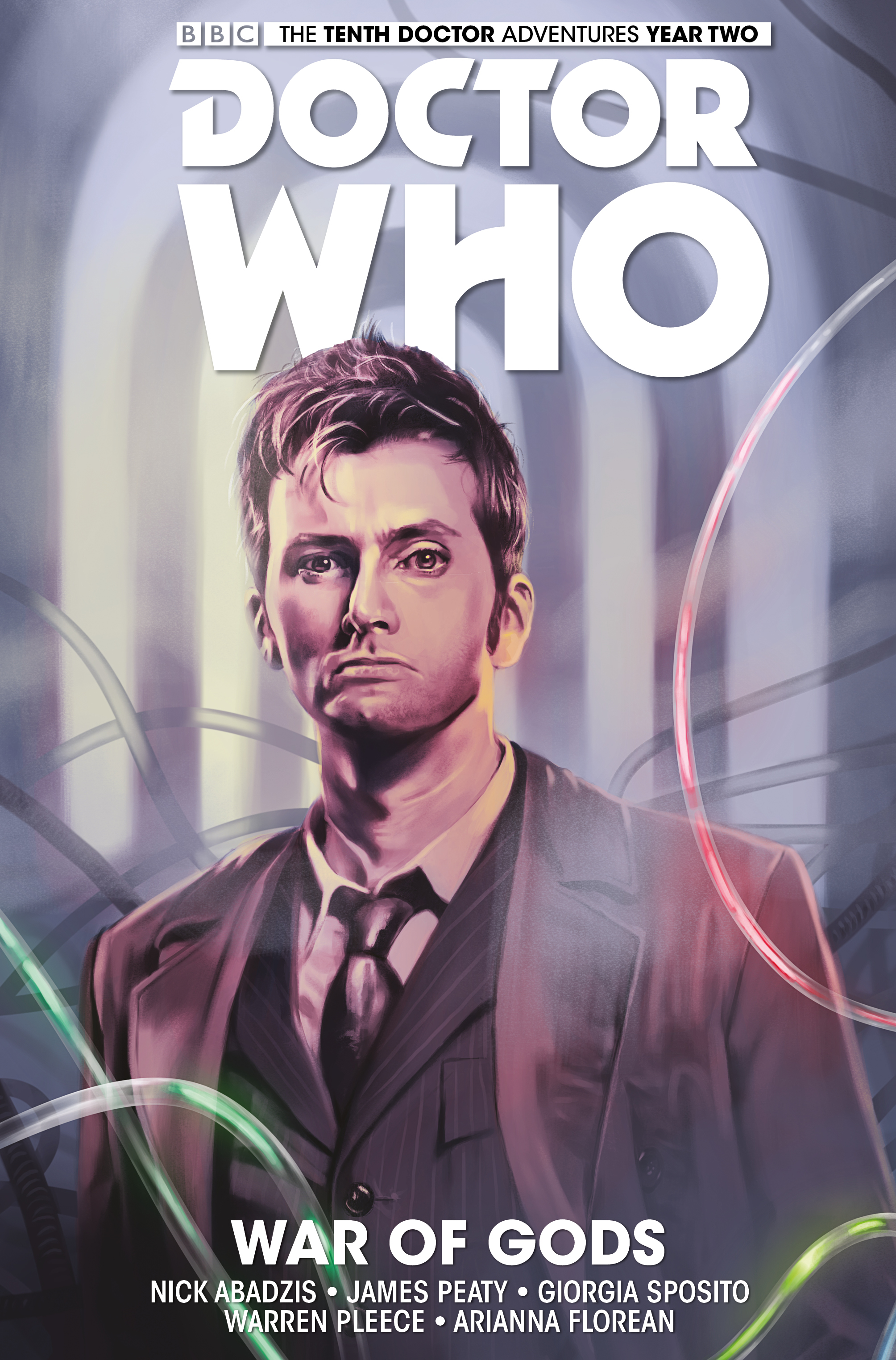 Doctor Who Volume 7 -  War of Gods