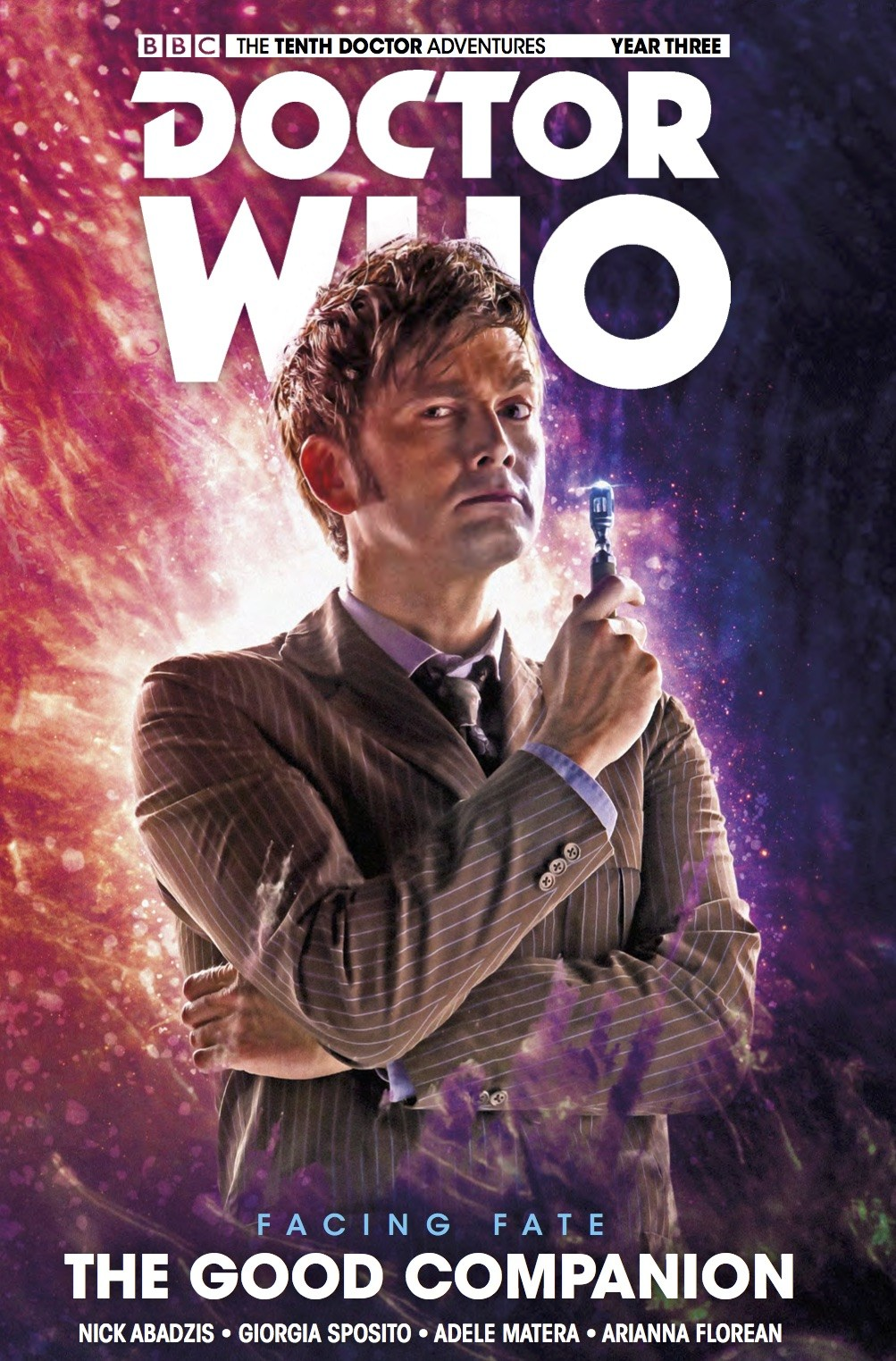 Doctor Who Year 3 Vol. 3 -  The Good Companion