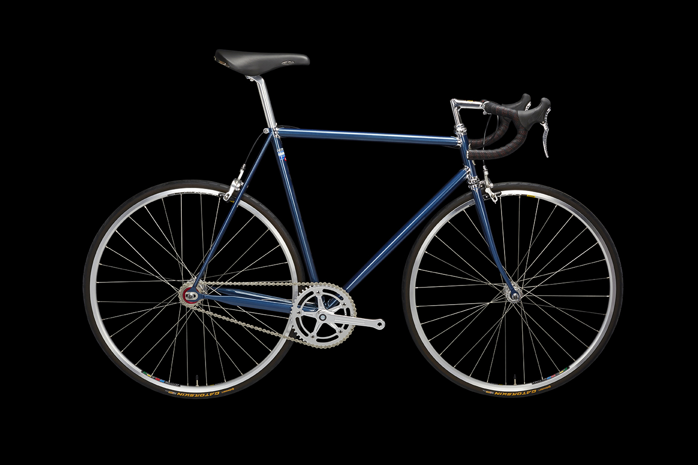 Sonnet artisan classic lugged steel track fixed gear bicycle