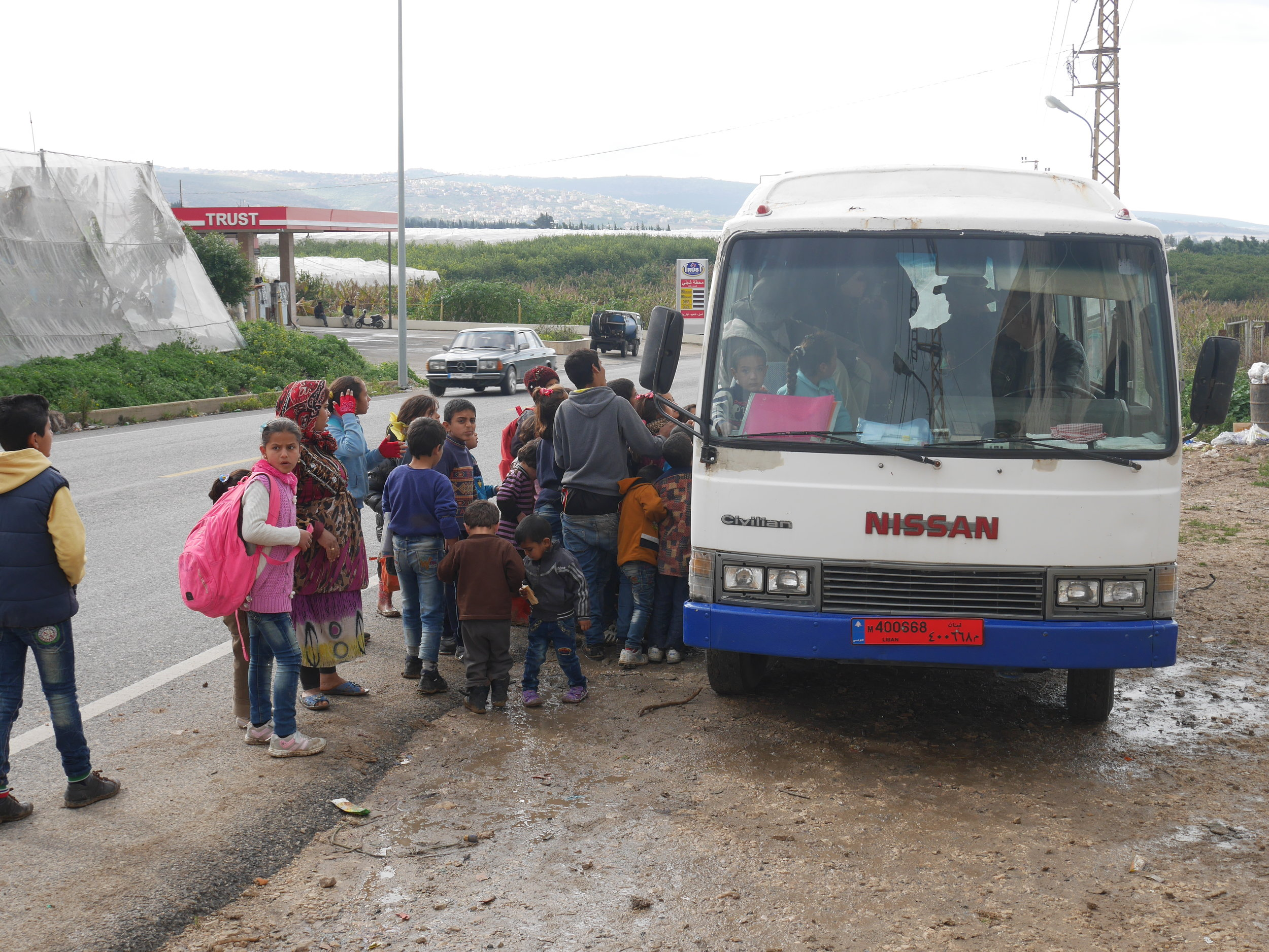 Unser Schulbus
