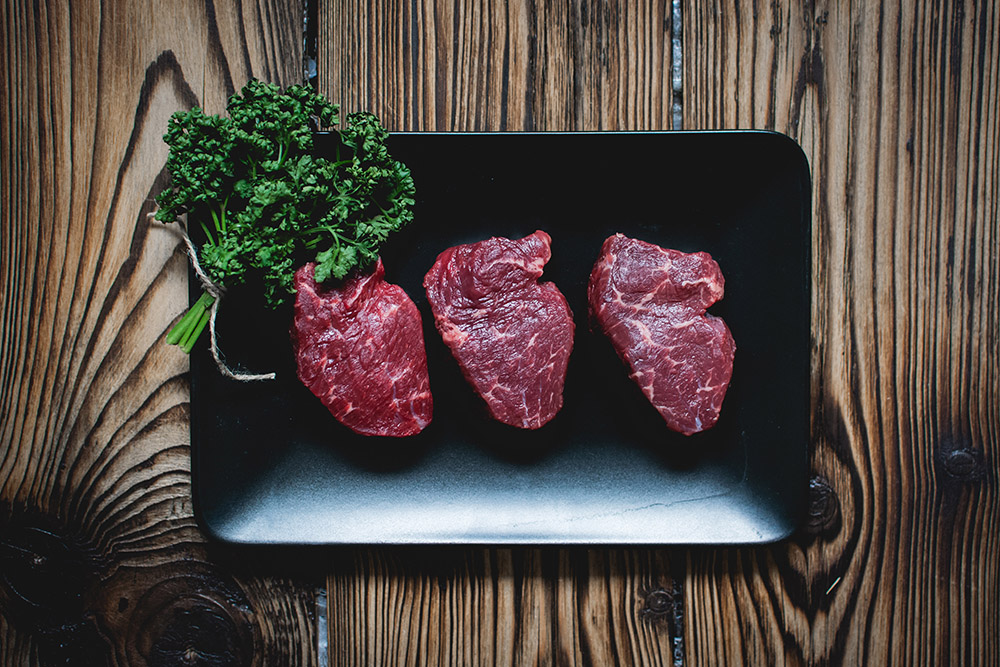 Our trusted supplier of finest meats - BEEF, LAMB & PORK