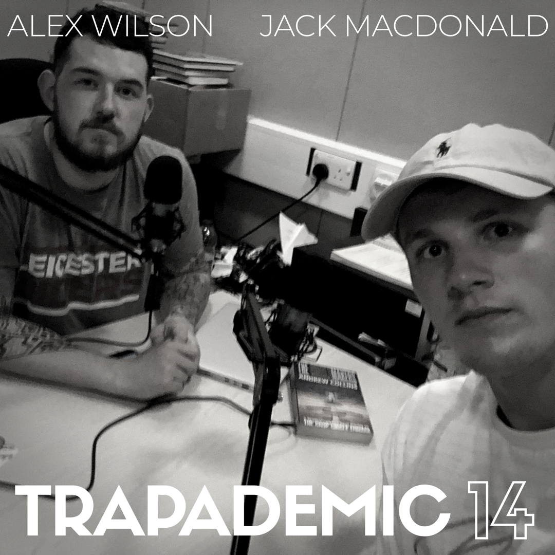 We chat about getting SWENCH, bro science, nutrition, physics, content creation, the NHS, depression and mental health. We also talk about Jack's YouTube Channel and his podcast, The Anti-Bro Show.