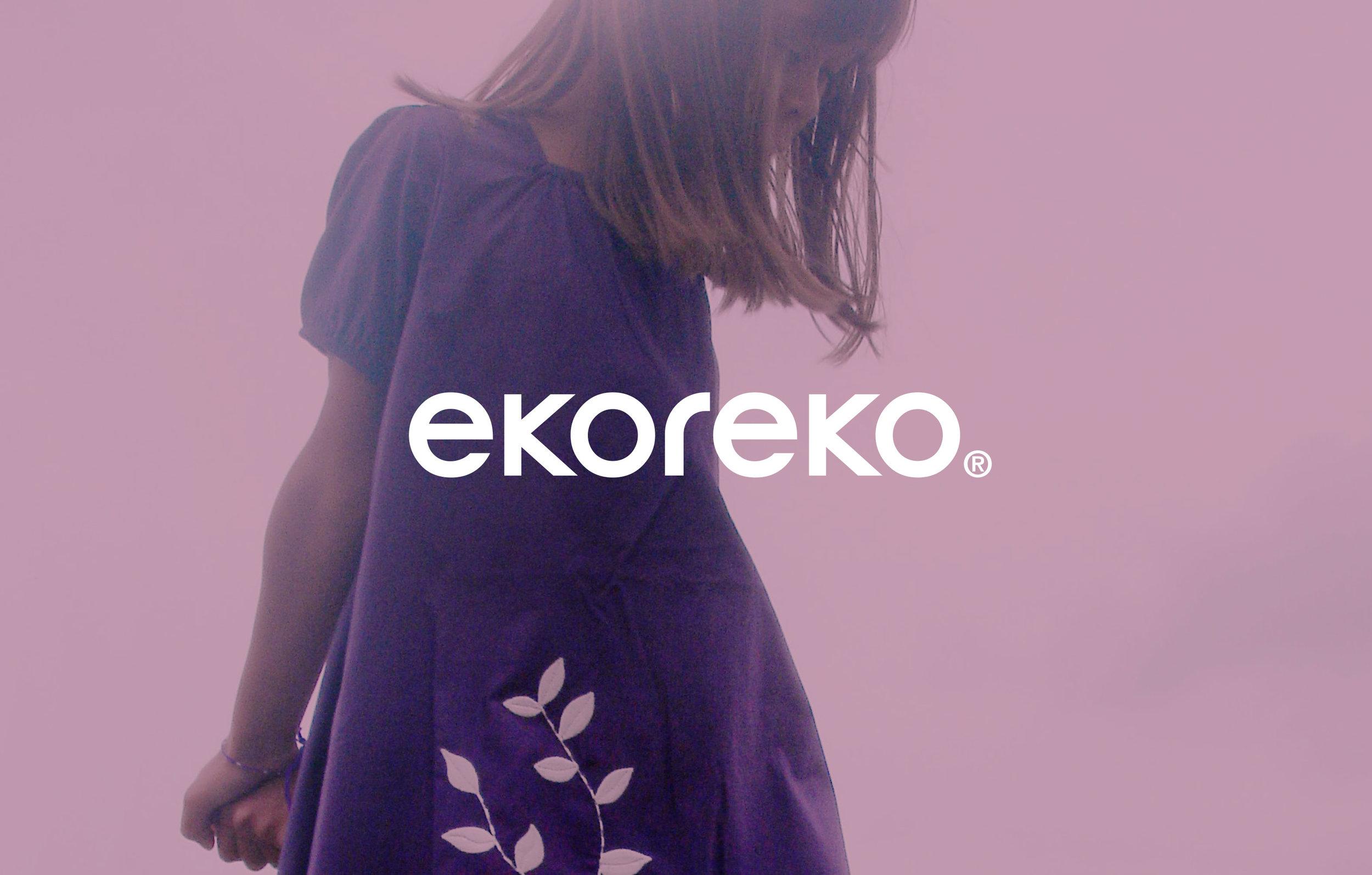 Ekoreko - brand identity, communication, webshop, tactical communication.