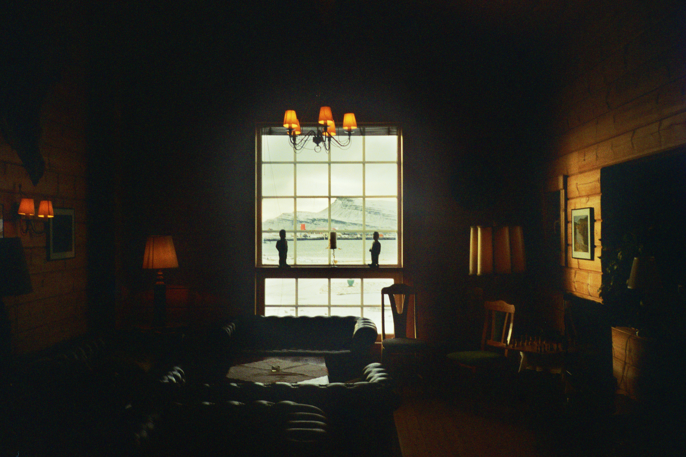 hotel room 2 - iceland