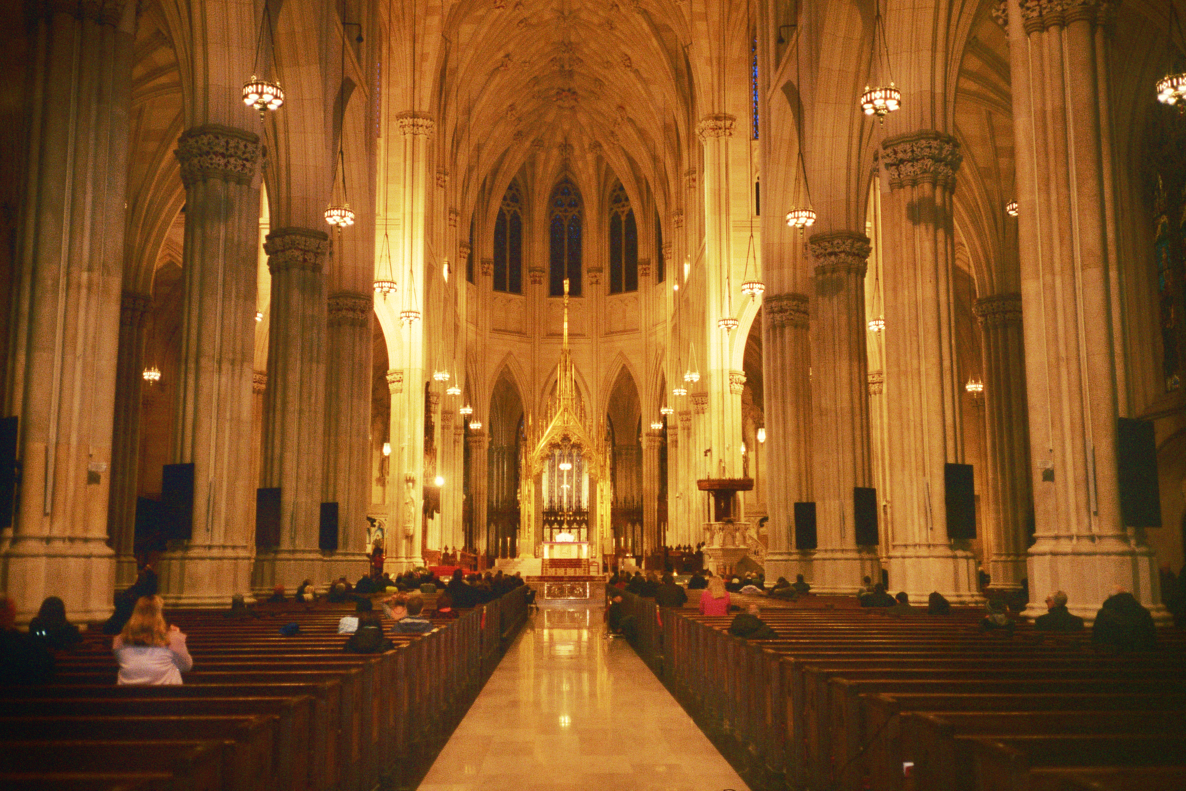 st. patricks - nyc
