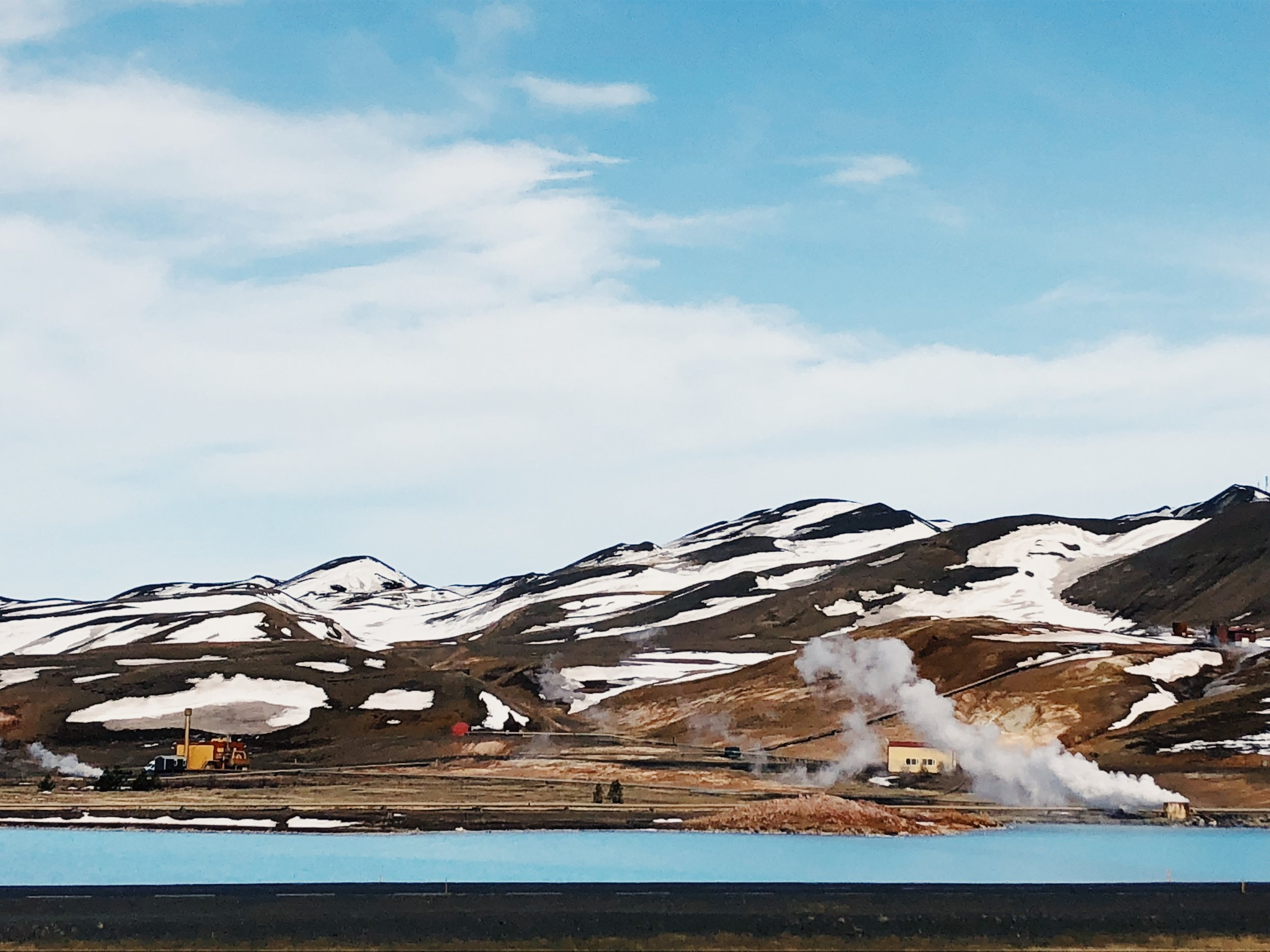 mývatn - iceland
