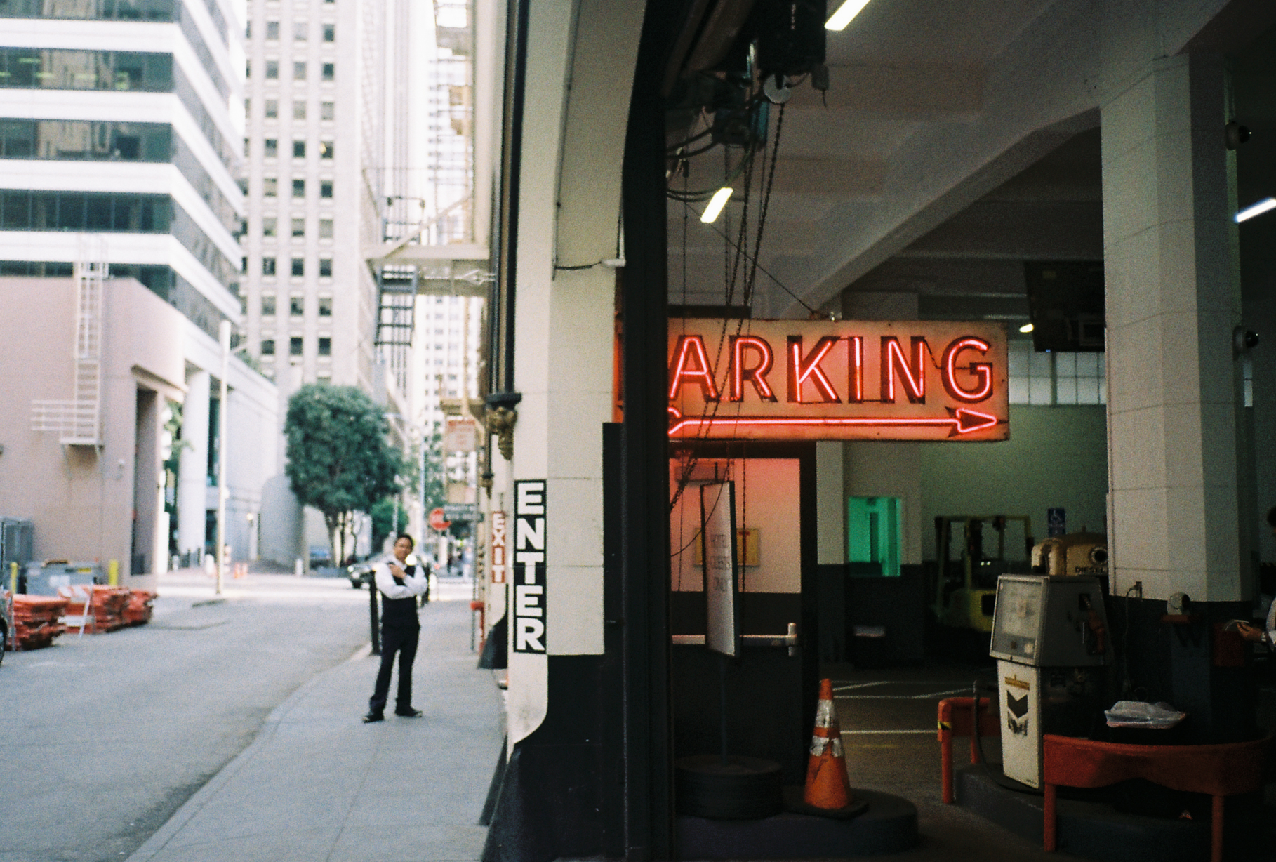 parking - san francisco