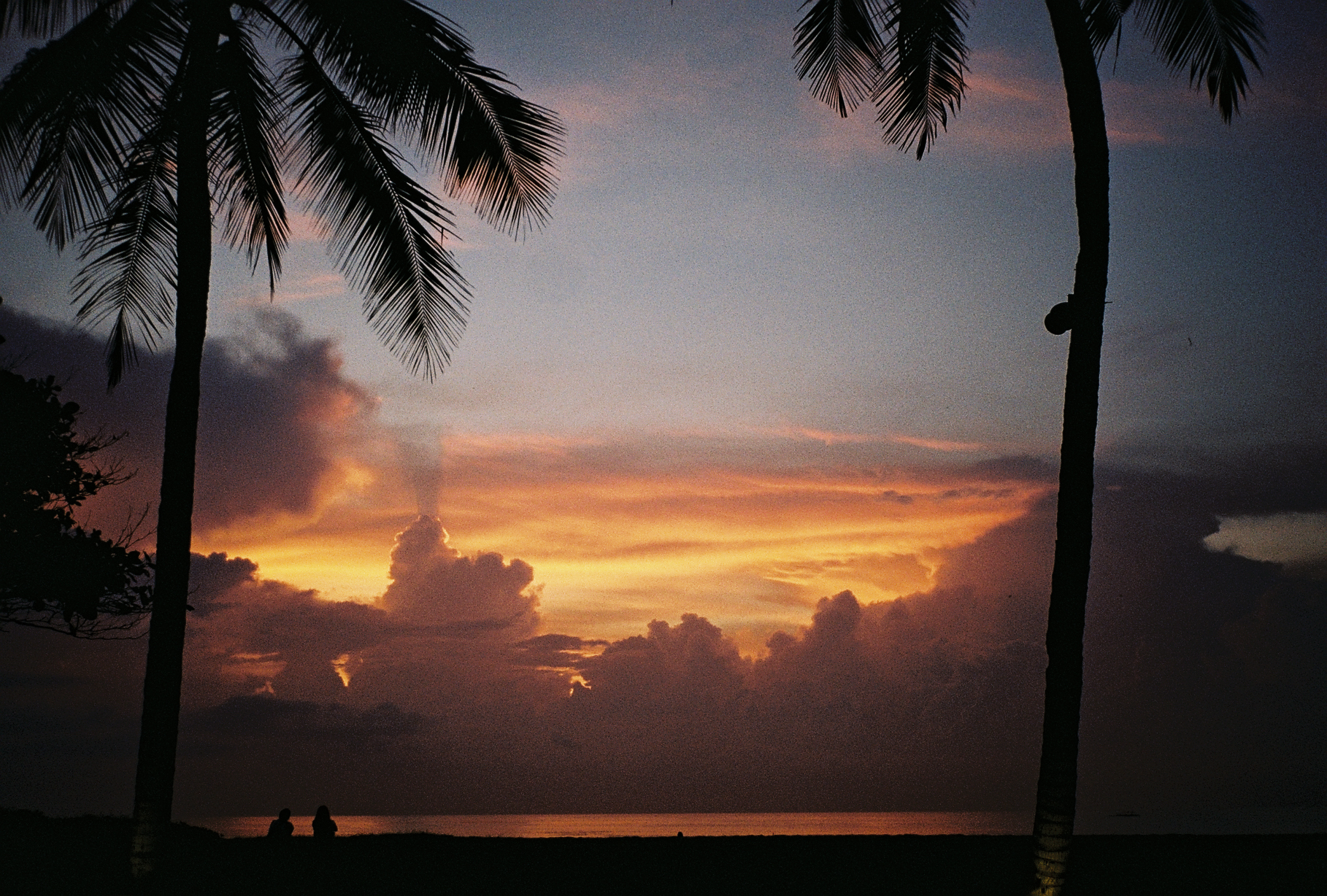 sunset - bali