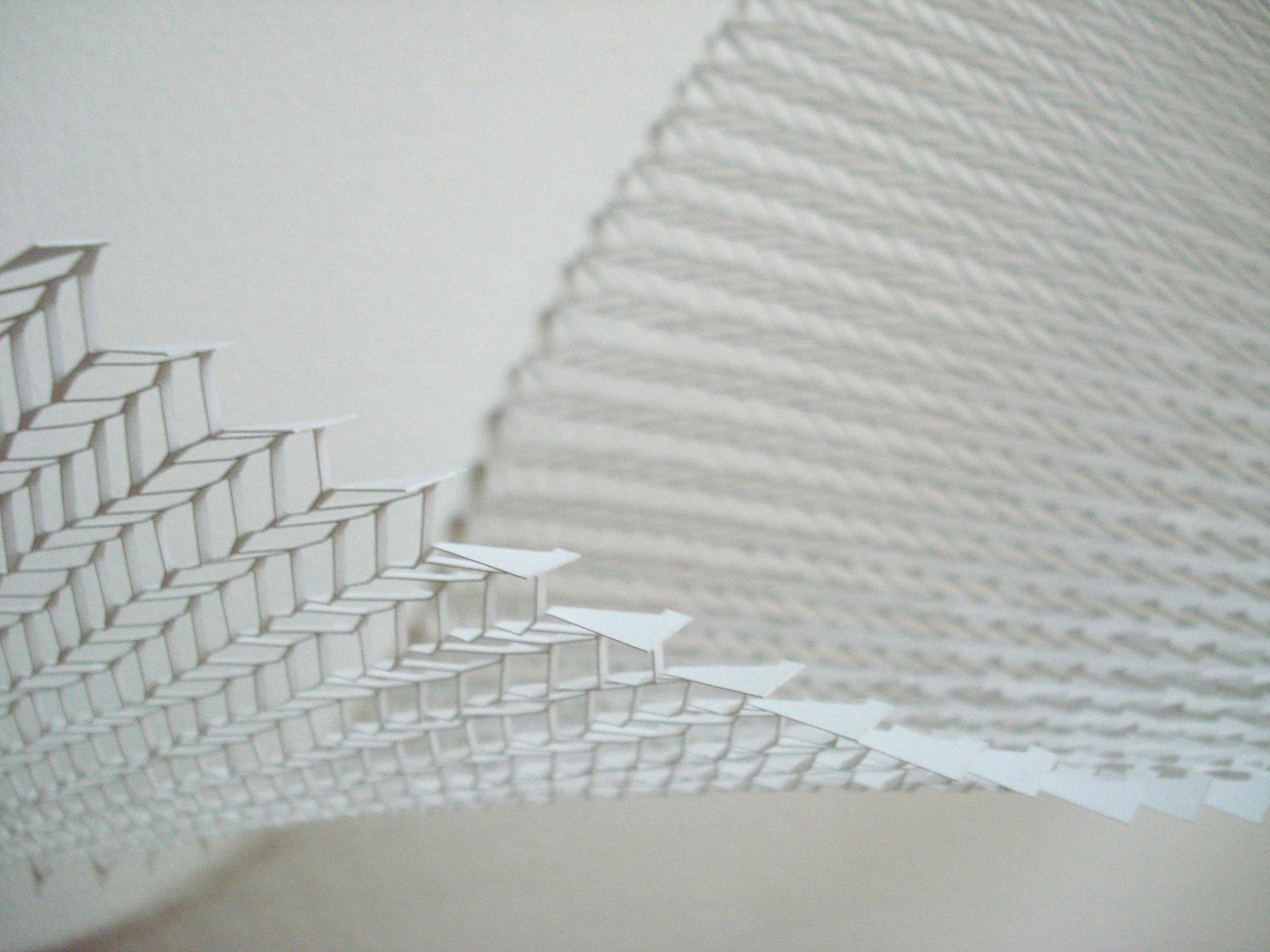 Kirigami Paper-Cutting Art Inspires a Wild Solar Energy Idea
