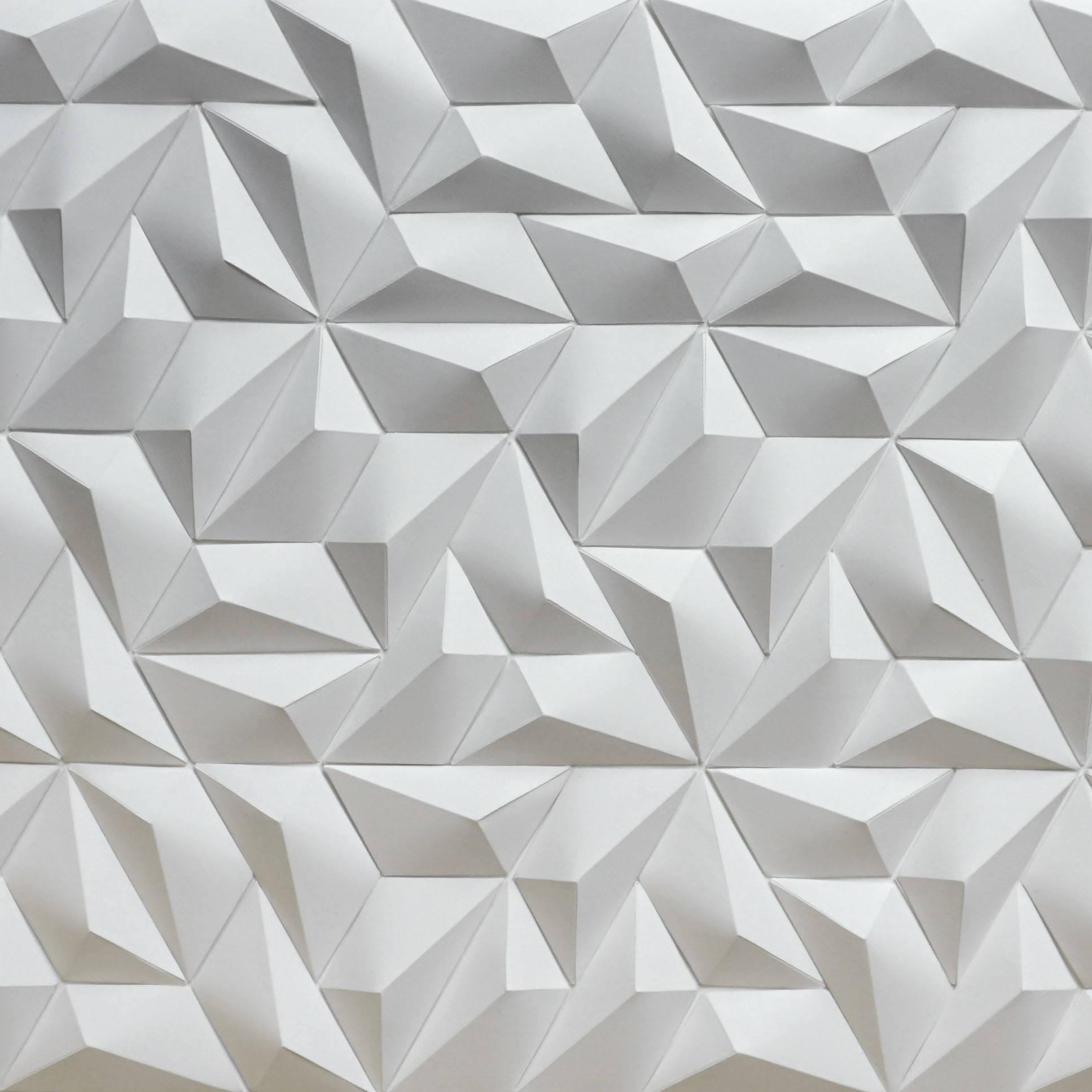 Adaptive Origami Structures and Their Mechanical Properties