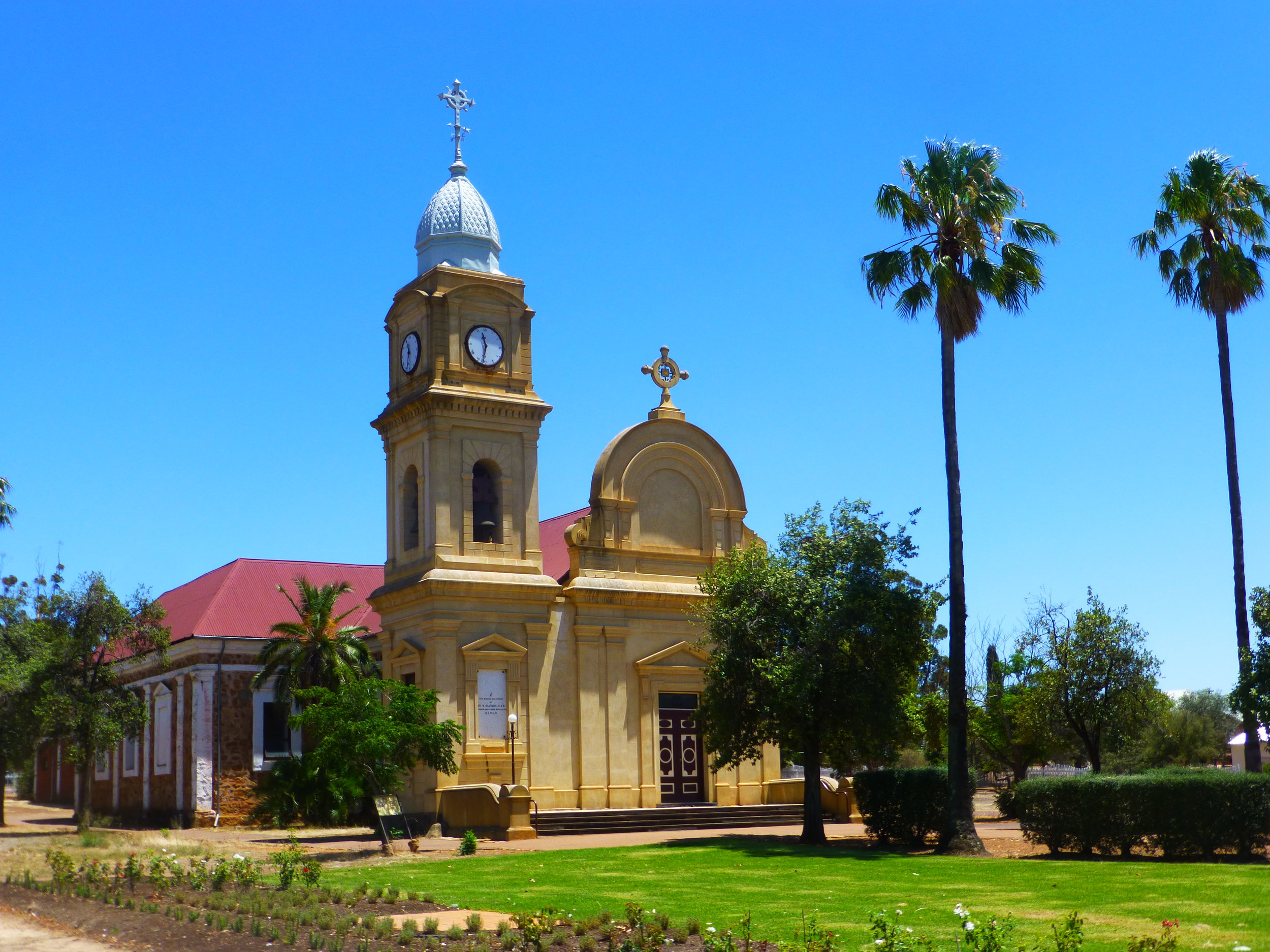 New Norcia Abbey Church.JPG