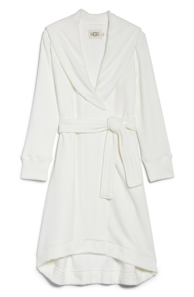 Ugg Duffield Robe, $124.95 (available on Amazon and eligible for Prime!!).