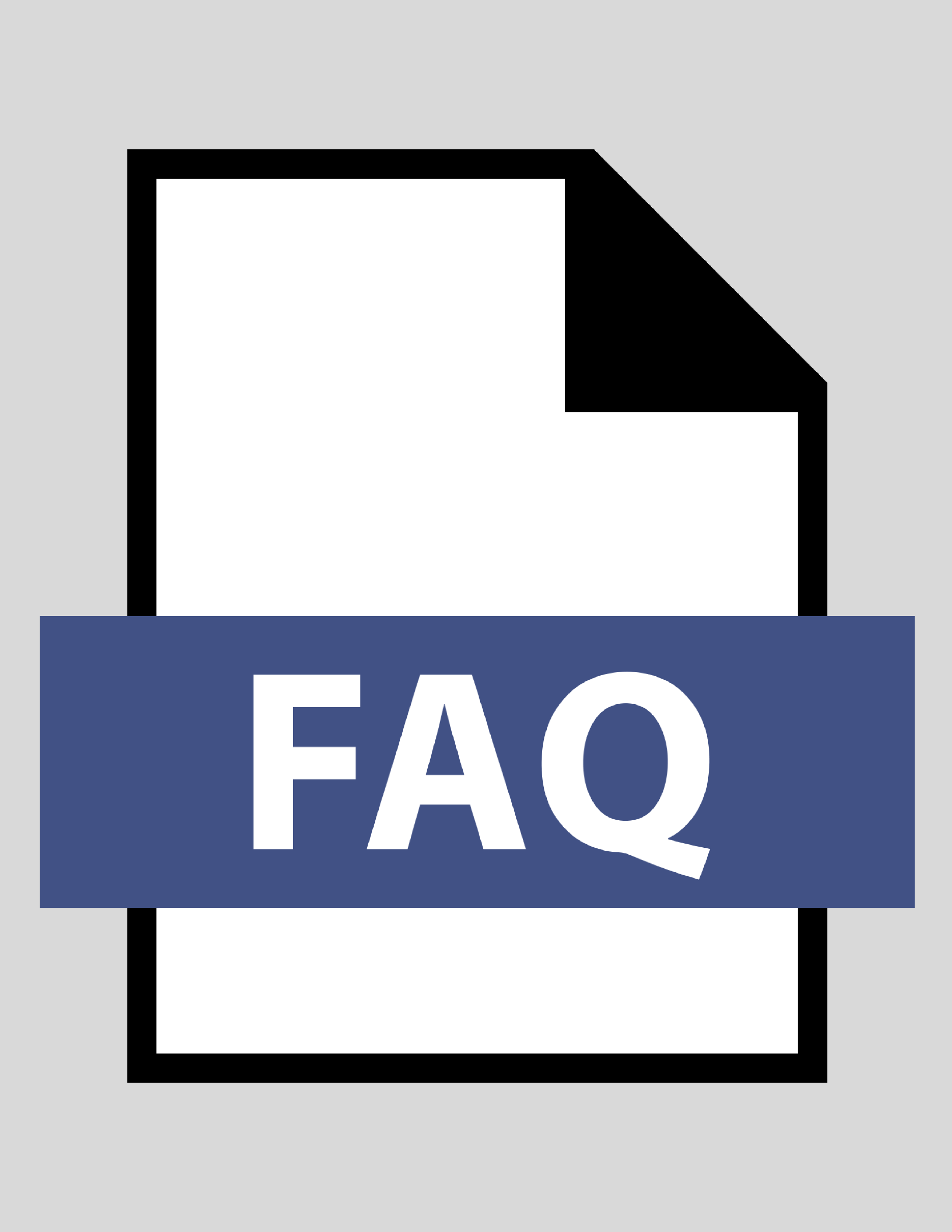 Frequently Asked Questions about the Survey (Click Here for Spanish Version) -