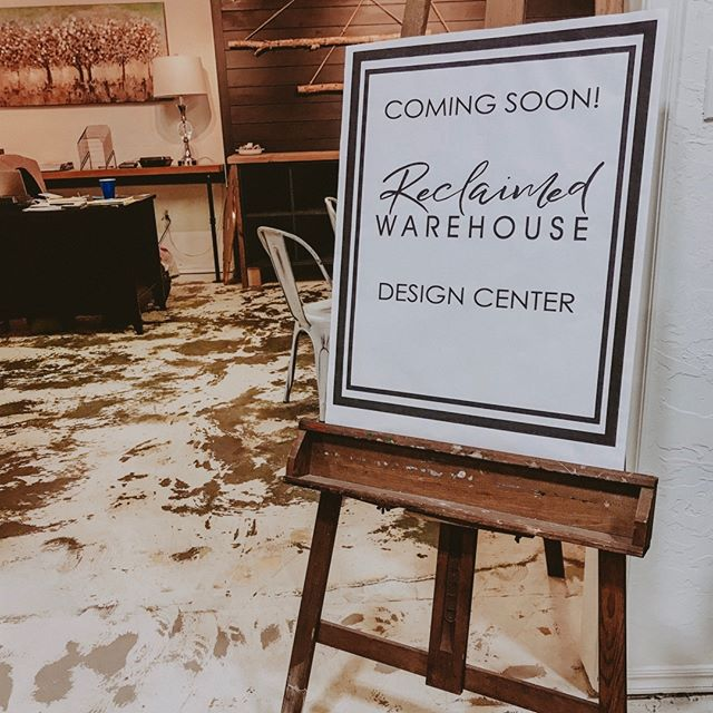 Something very exciting is in the works at our Moore location... We are getting a design center! A space to look at the endless possibilites we have for custom dining tables, sofas, curtains, and much more! We can't wait to have this ready for you all! . . . . #reclaimedwarehouse #comingsoon #shoplocal #keepitlocal #moore #customfurniture #customdesign #reclaimedfurniture #simplethingsmadebeautiful #shopokc #homestylinginspo