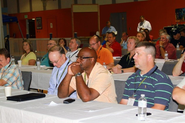 Attendees traveled to Kingsport, TN to learn about promoting a culture of safety within the workplace.